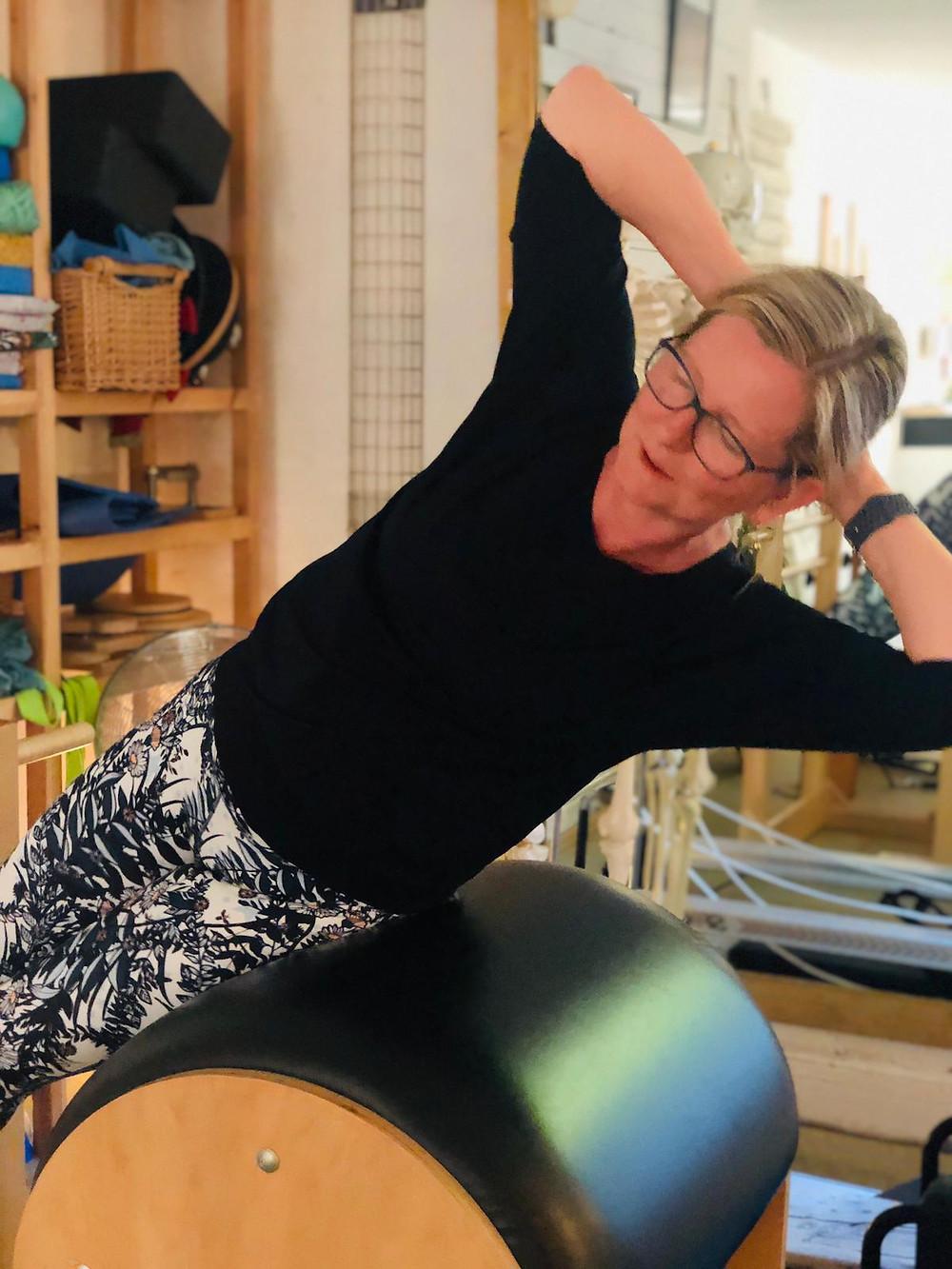 Julie Carter Pilates Teacher