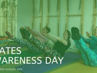 Pilates Awareness Day - Free Pilates
