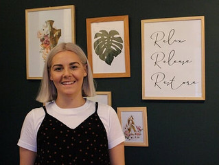 Meet Sorcha, Our New Massage Therapist
