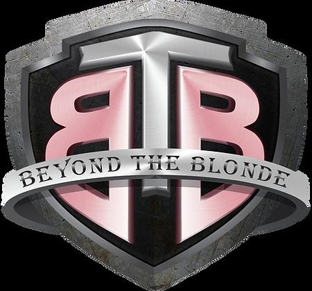 Beyond the Blonde, BTB, logo