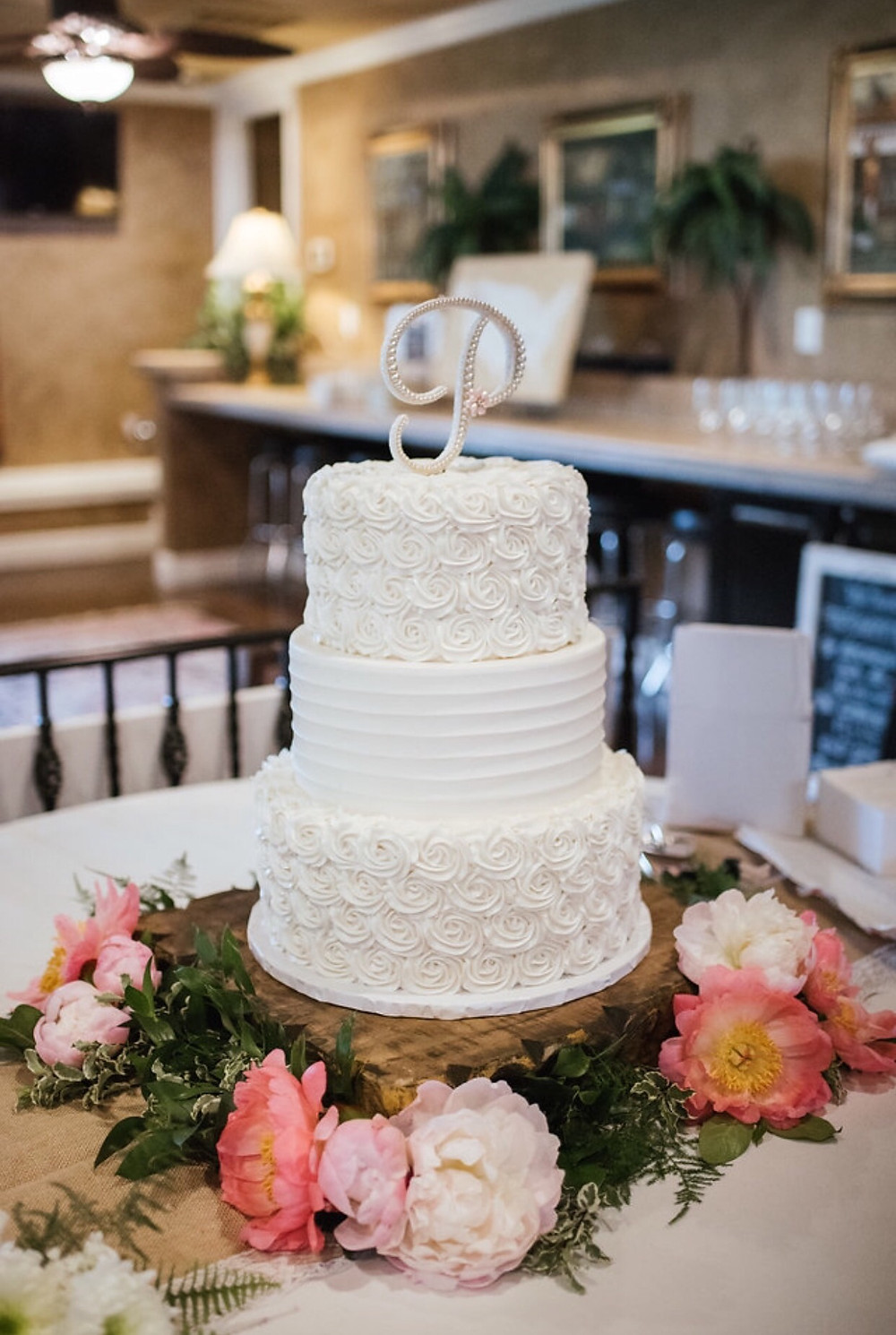 Franklin, TN Wedding + Julia's Bakery