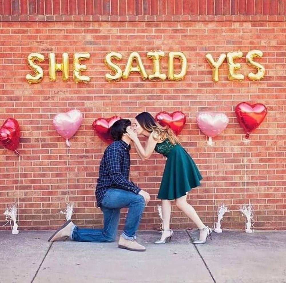 She Said Yes - Wedding Proposal - Nashville, TN