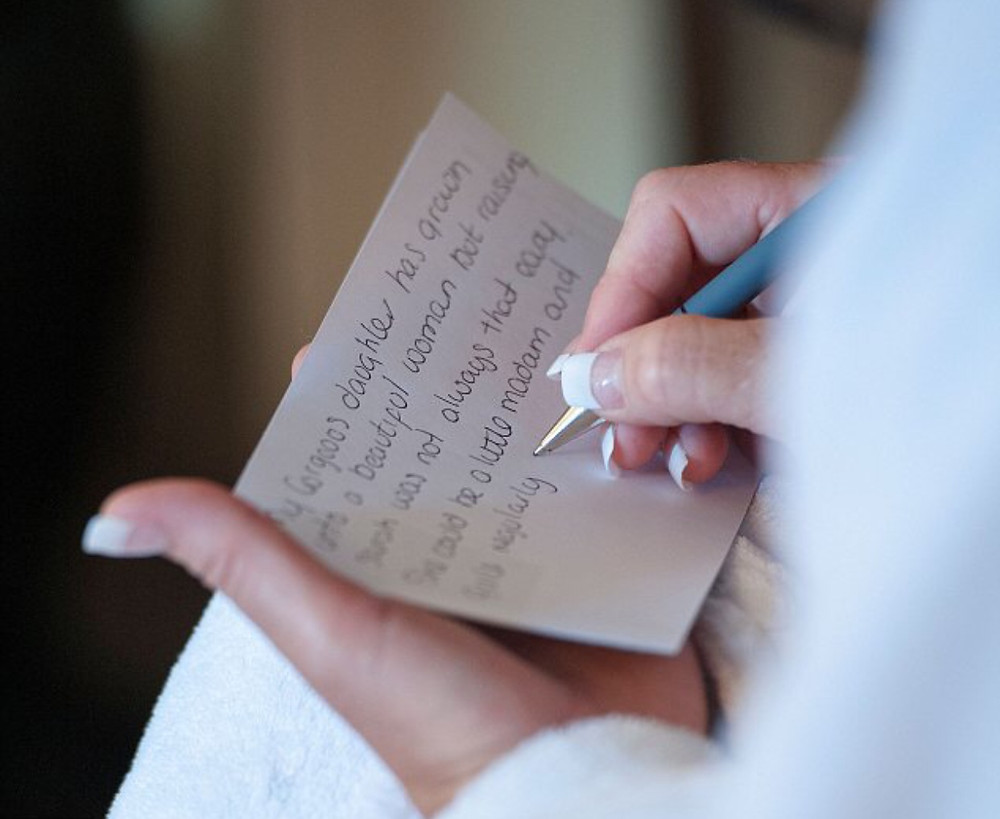 Write Your Own Vows