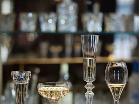 The Champagne Toast - Flutes, Coupes or Wine Glasses