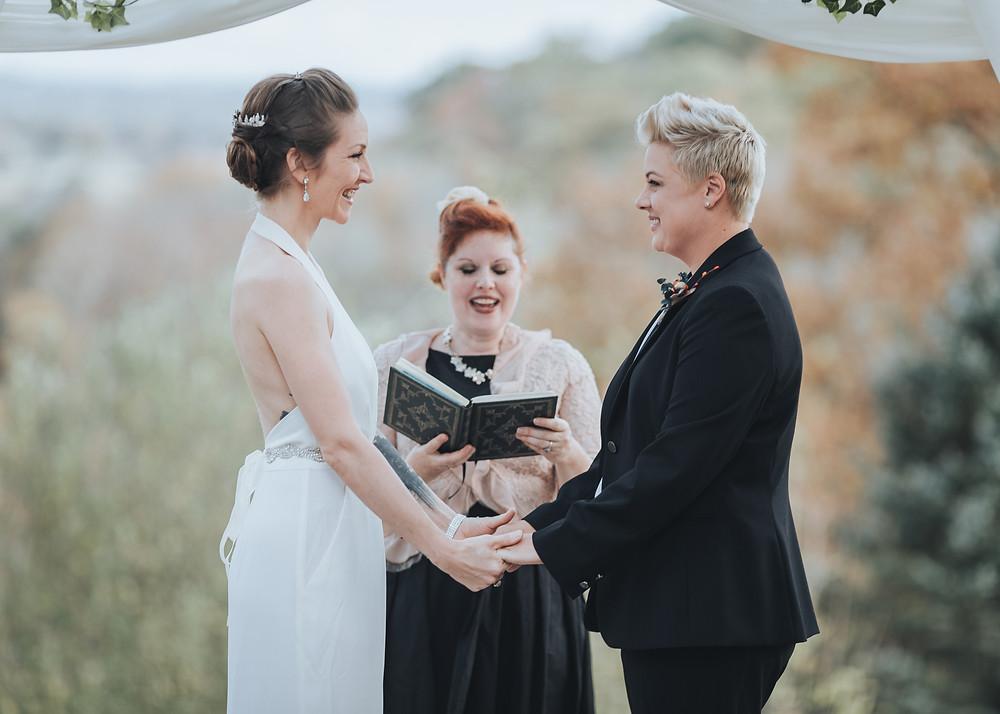 Same-Sex Nashville Wedding
