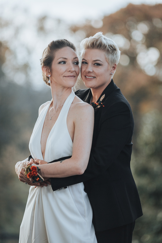 Two brides - Nashville, TN