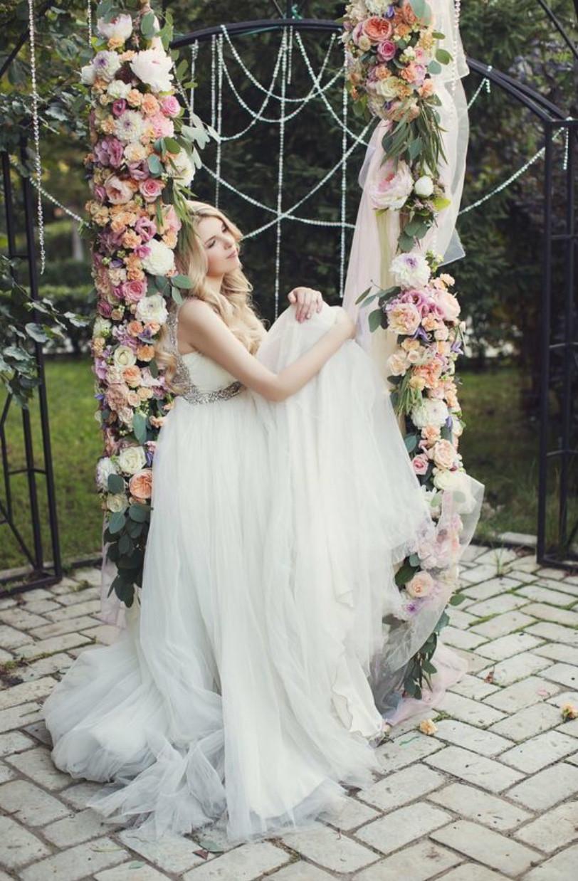Tennessee Garden Wedding