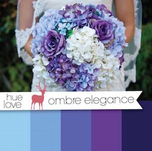Hue Love - Ombre Elegance