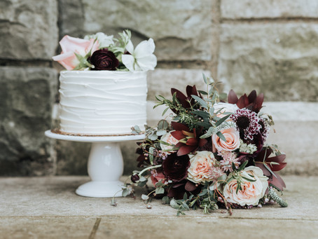 Amateur Baker vs. Professional - Who to choose for your wedding day.