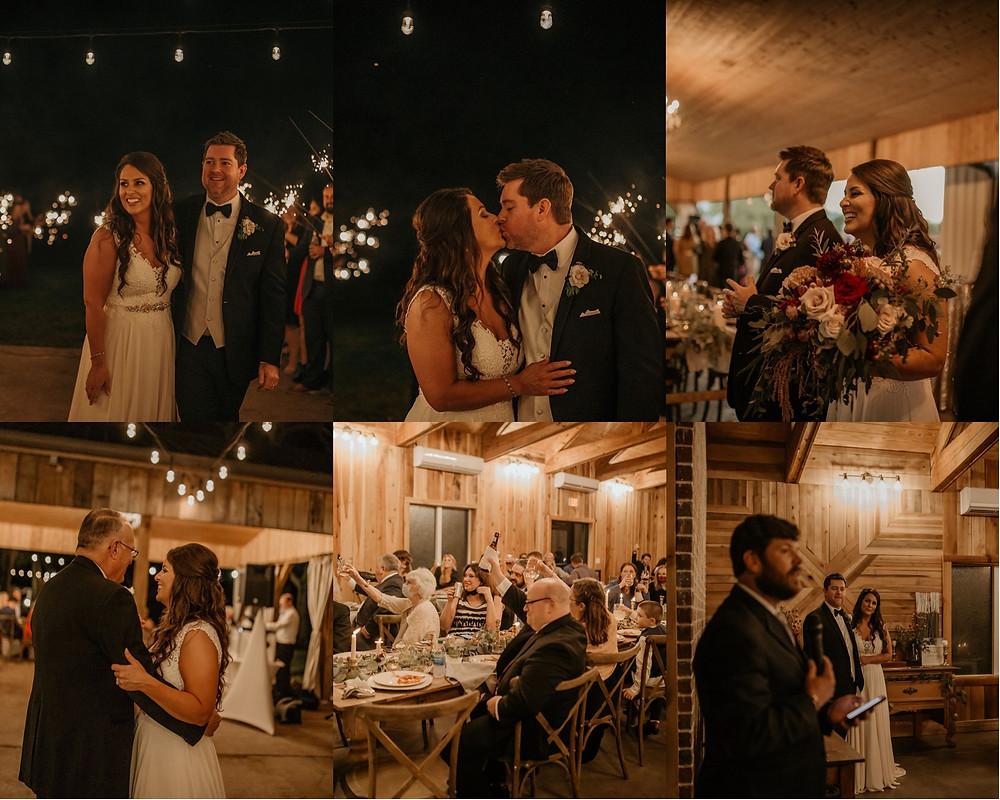 Weddings & Events by Raina at Steel Magnolia Barn