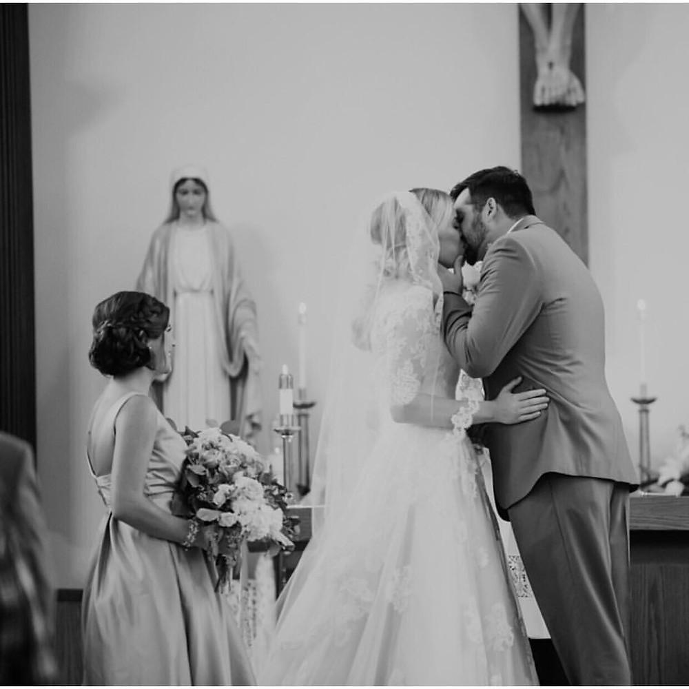 Eden Ingle Photo - First Kiss