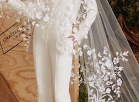 The Bride Wore Pants? Wedding Day Jumpsuits, Rompers and Pants