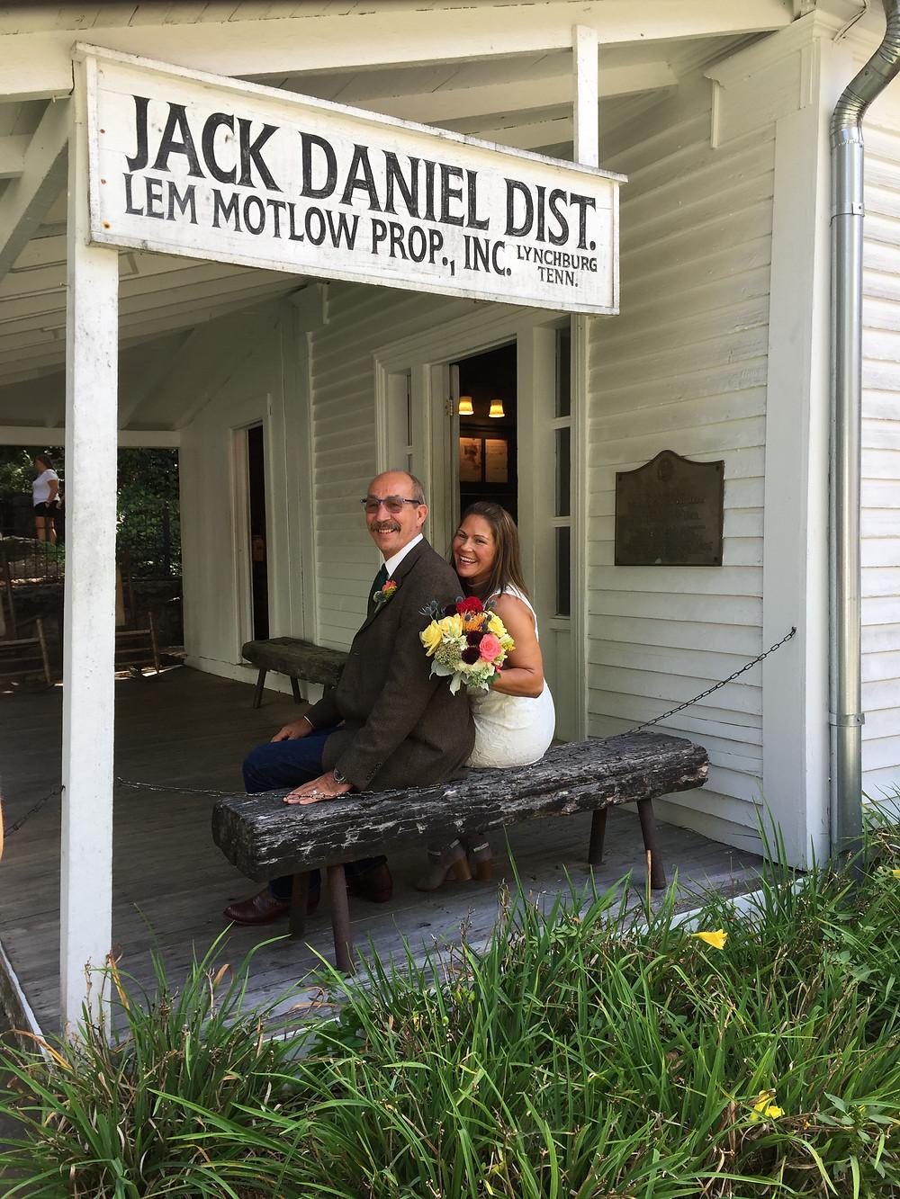 Jack Daniel's Wedding