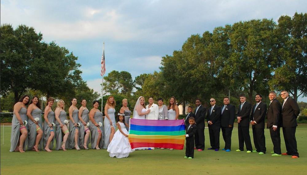 Same-Sex Wedding Nashville, TN