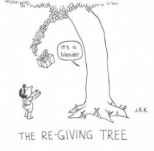Regift Responsibly