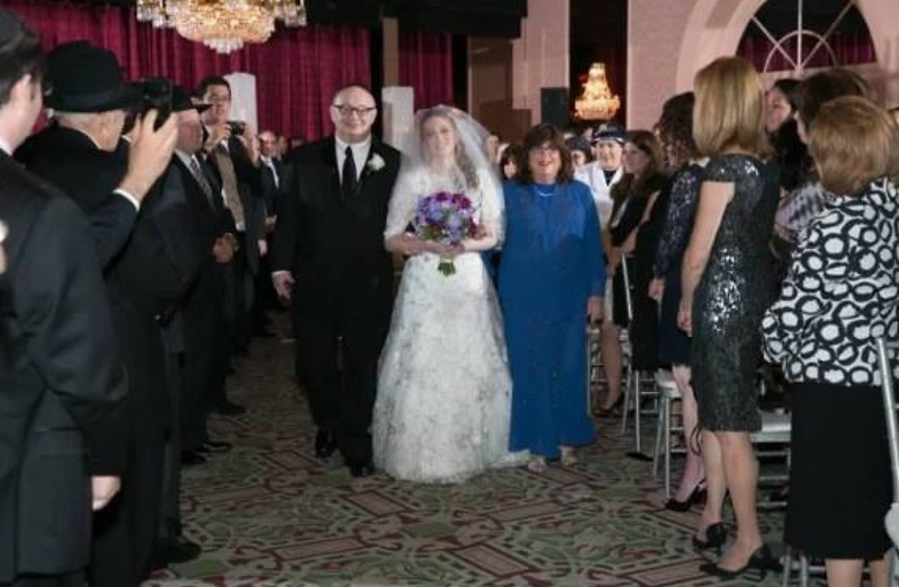 Jewish Wedding Processional