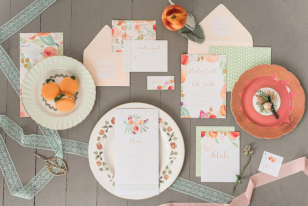 Invitation by Pretty Suite Paper Company