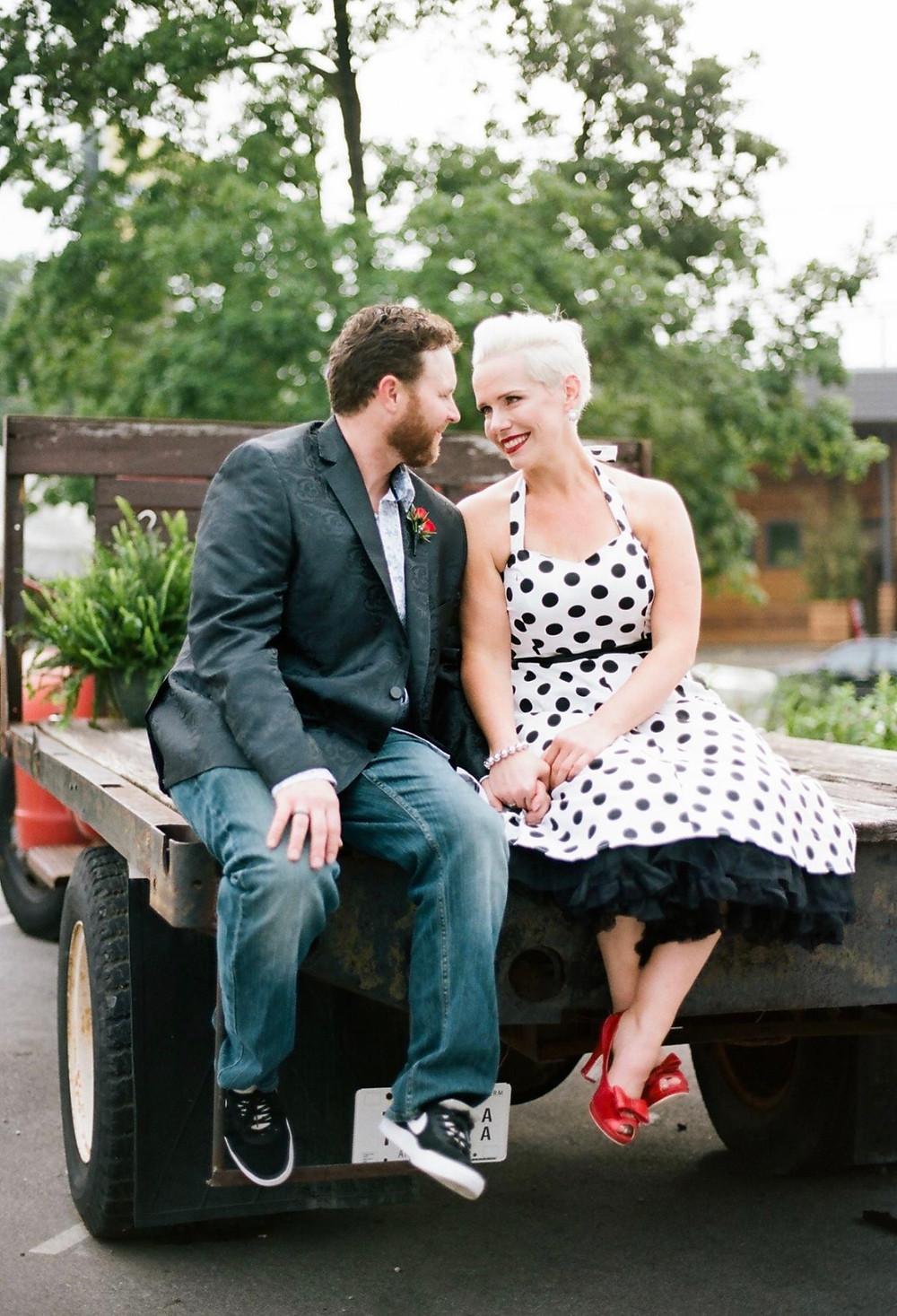 Nashville Rockabilly Wedding