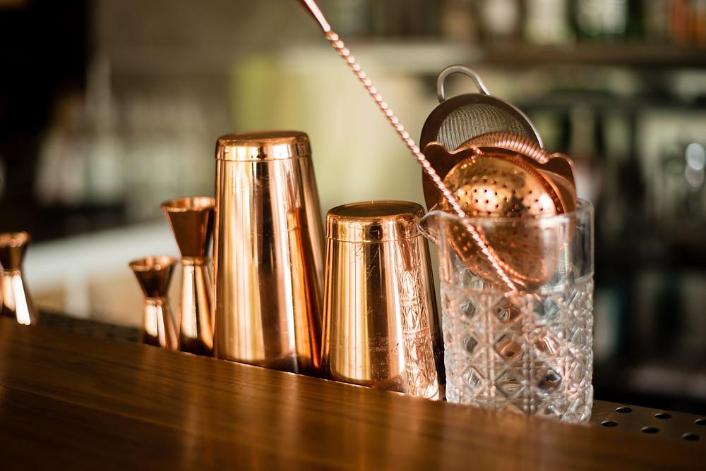 Copper bar tools