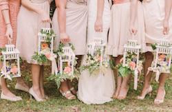 Floral Lantern Bouquet