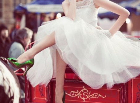 Wonderful Winter Wedding Shoes