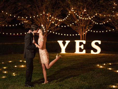 Recently Engaged? Start here!