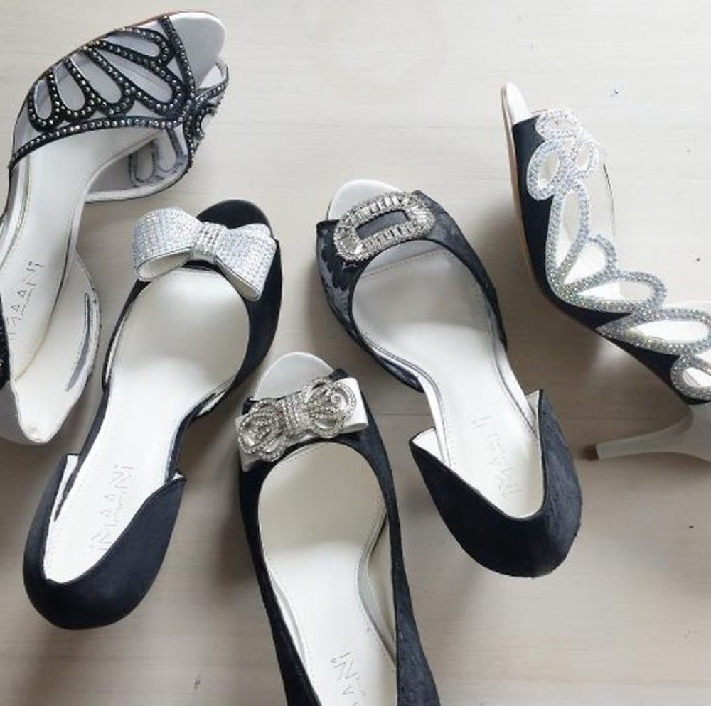 Imani Bridal - Dyeable Shoes