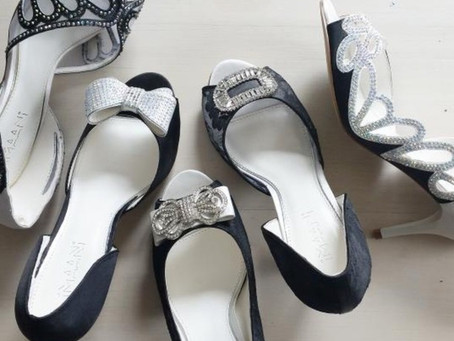 Dyeing Your Wedding Shoes