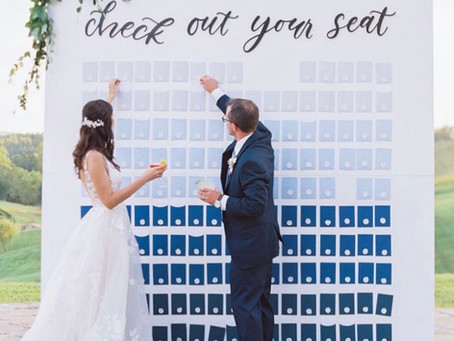 12 Simple Steps to Create Your Wedding Seating Chart