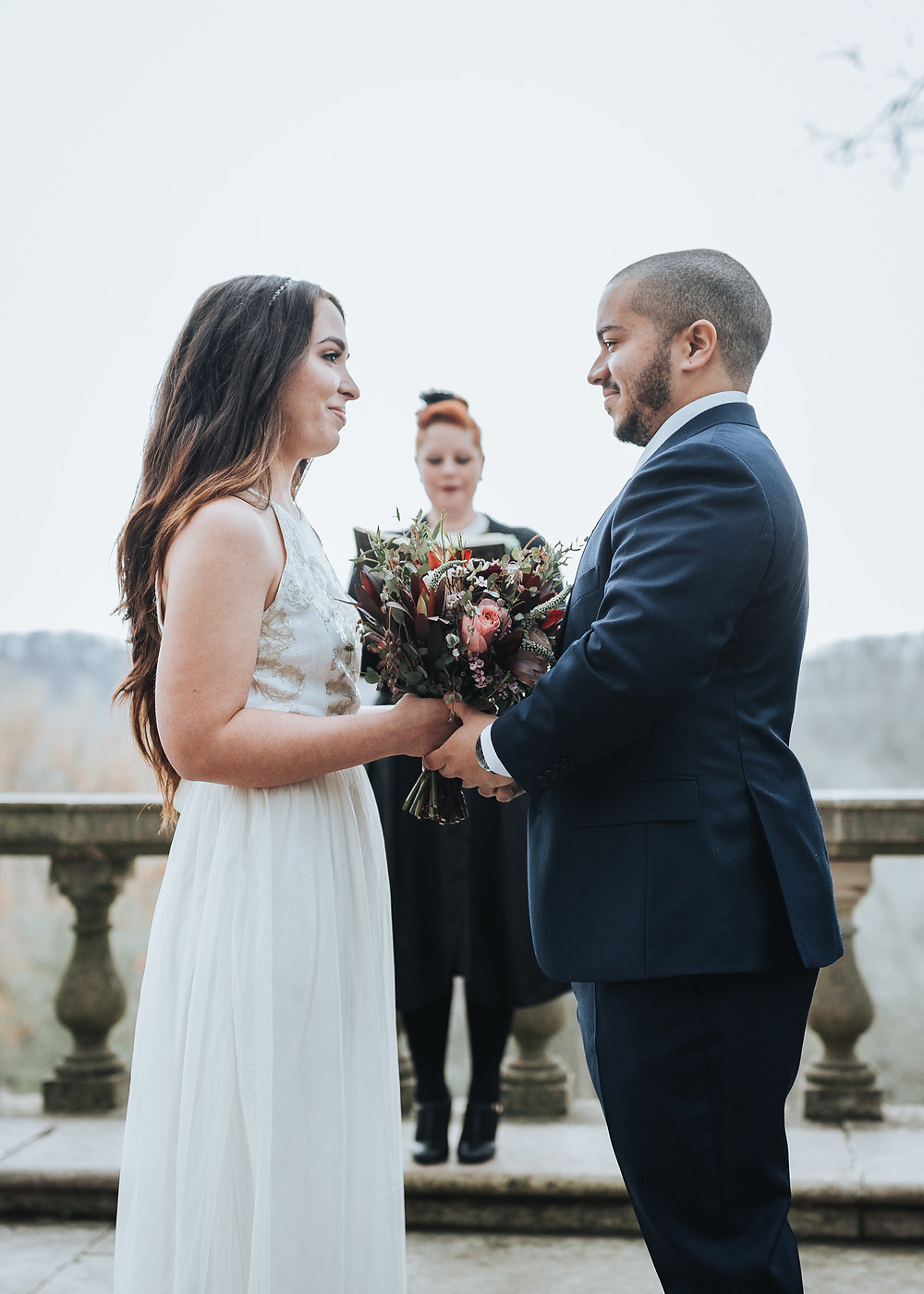 Wedding at Cheekwood Mansion, Nashville