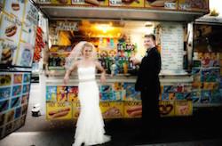 Food Truck Wedding