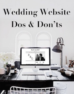 What to Include in your WED-SITE