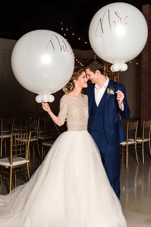 Wedding Balloons - Nashville, TN