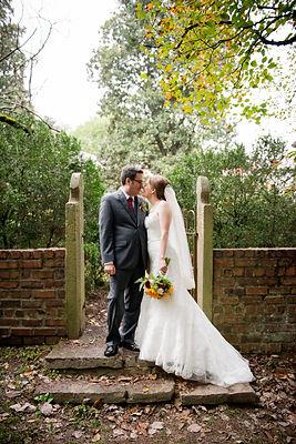 Nashville garden wedding