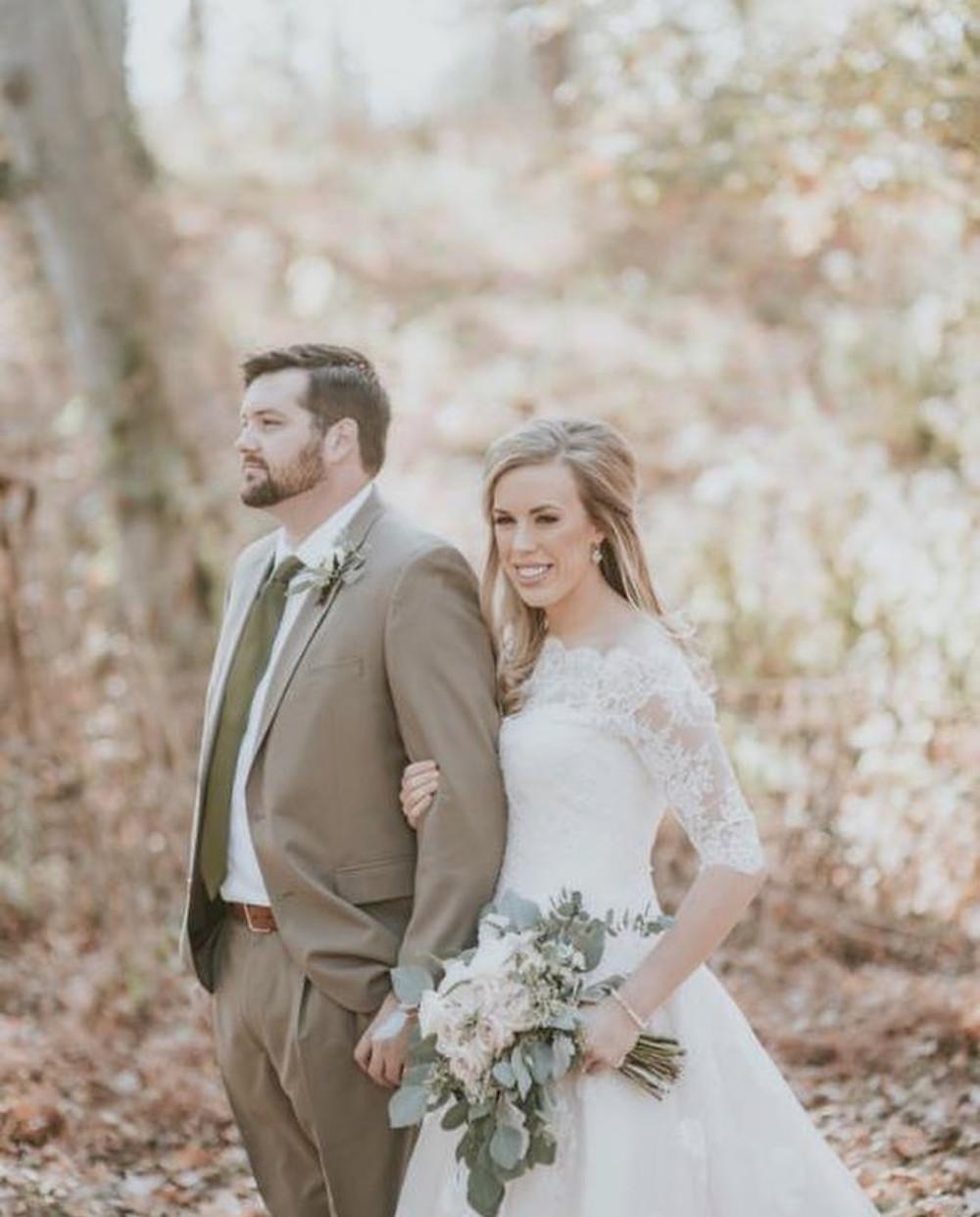 Eden Ingle Photo - Bride & Groom Nashville