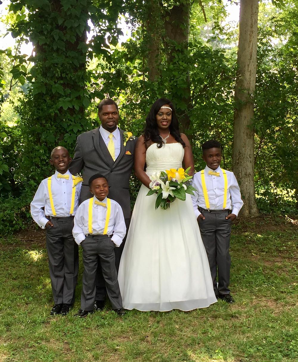 Woodland Wedding - Nashville, TN