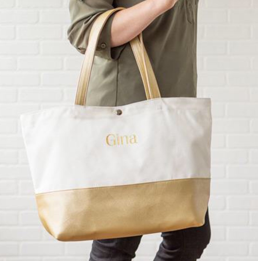 Personalized Bridesmaids Gifts - Tote