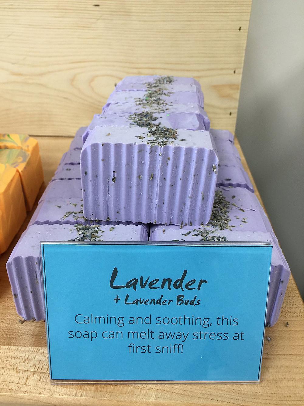 Buff City Soap - Lavender