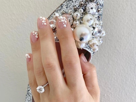 Find Your Perfect Wedding Day Manicure