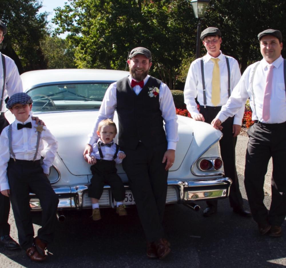 Vintage Auto Props