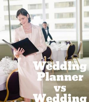 Wedding Planner vs. Wedding Designer