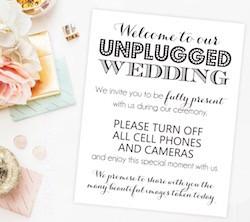 Weddings UNPLUGGED