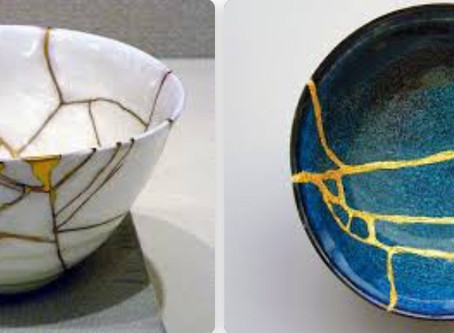 Kintsugi Cakes: The Art of Imperfect Things