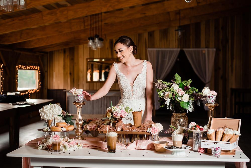 Wedding Coffee Bar - Concoctions Bartending
