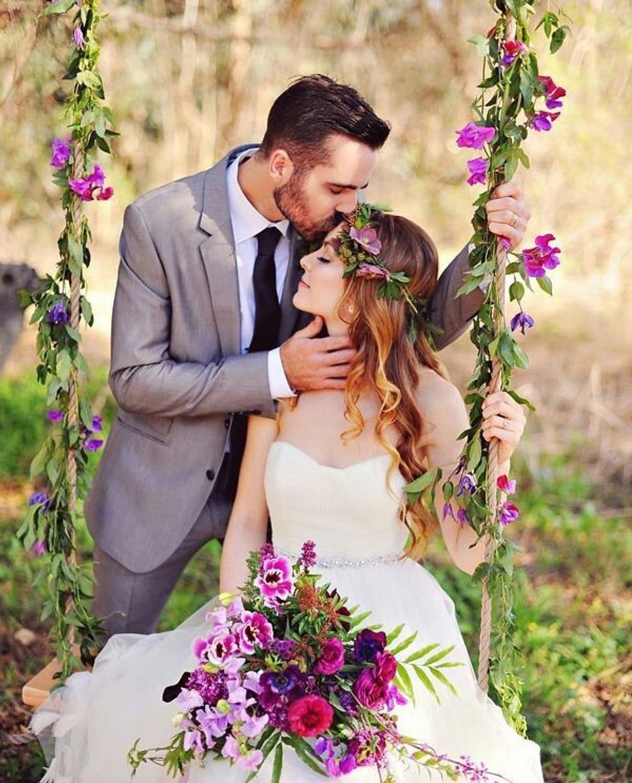 Nashville Wedding - Wedding Swing
