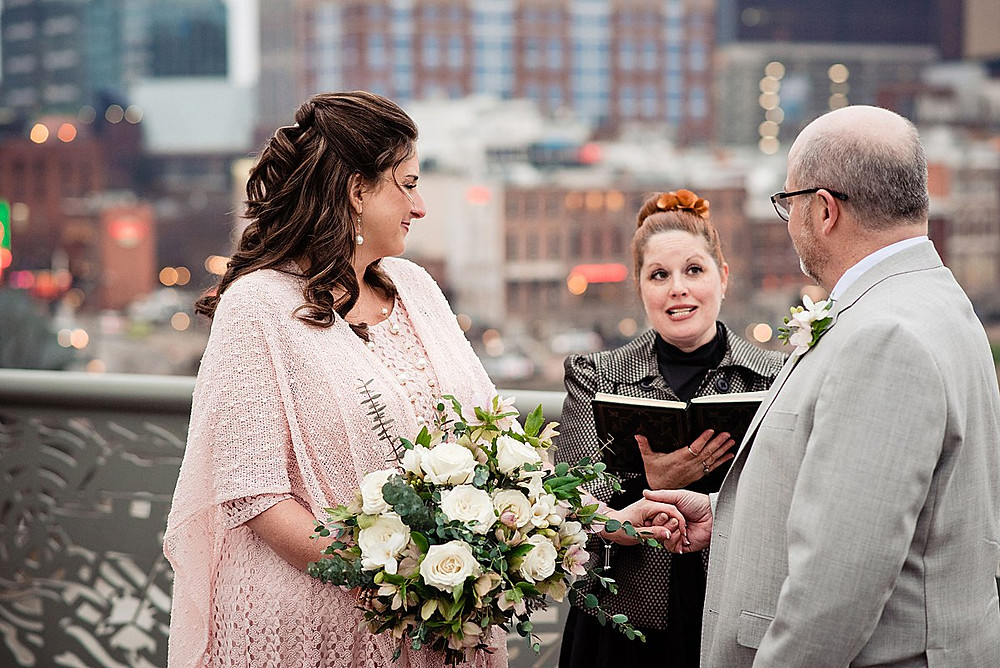 Nashville Bridge Elopement