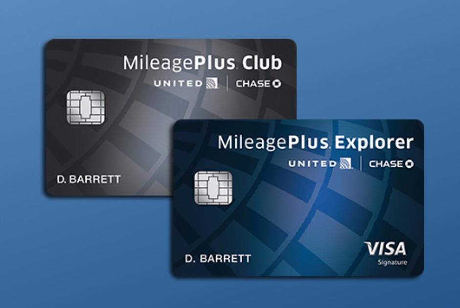 United Mileage Plus Explorer Card