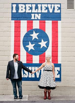 Nashville Destination Wedding