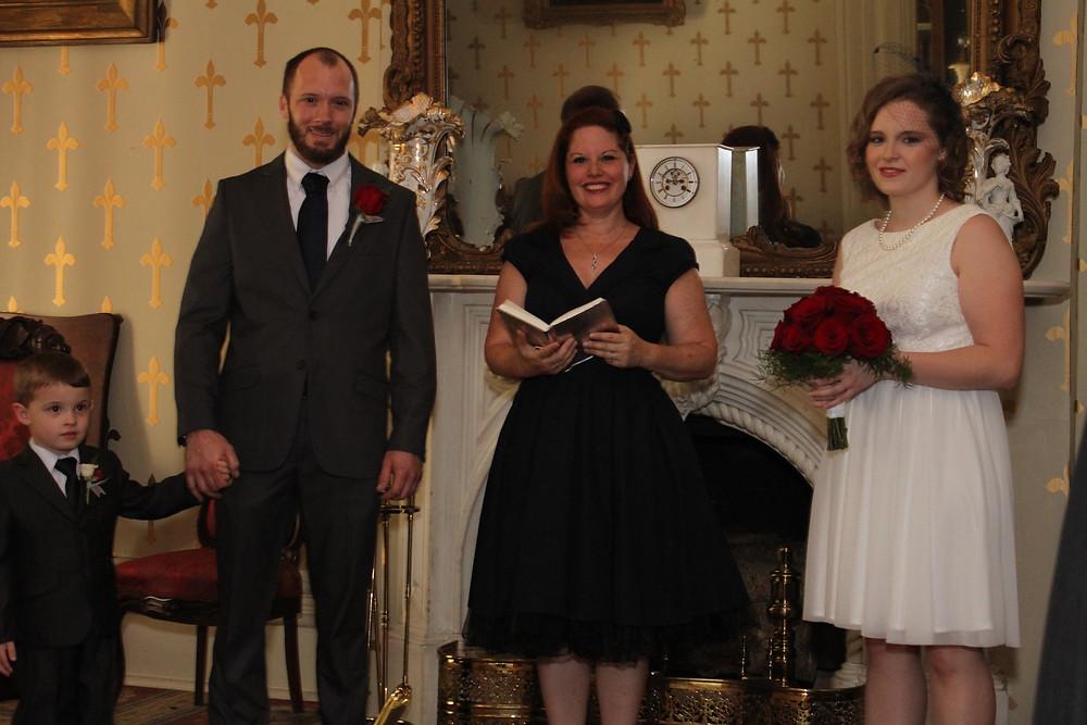 Oaklands Mansion Wedding