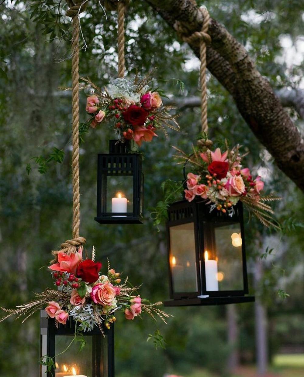 Franklin Tennessee - garden wedding